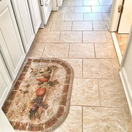 Fabulous tile flooring
